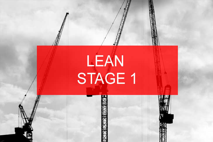 Project Five Academy Lean Construction Management Certification CPD Short Courses Engineering Construction Stage 1