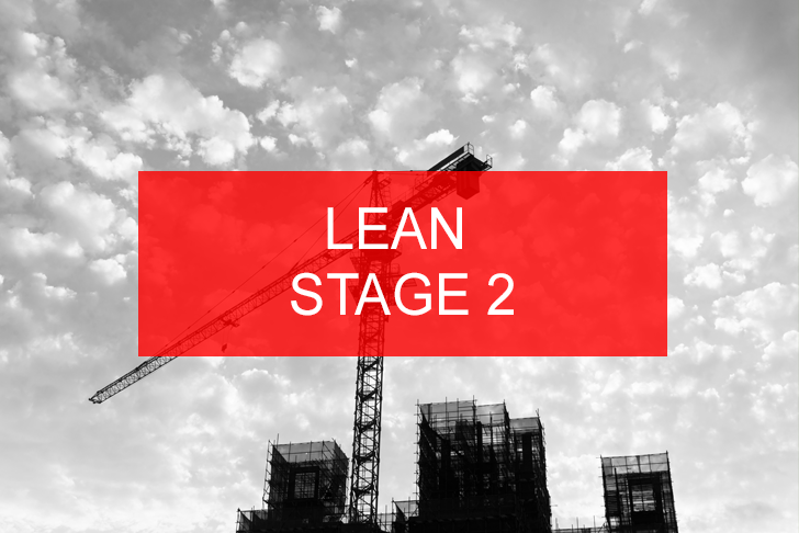 Project Five Academy Lean Construction Management Certification CPD Short Courses Engineering Construction Stage 2