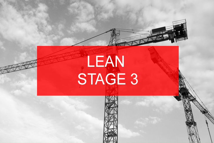 Project Five Academy Lean Construction Management Certification CPD Short Courses Engineering Construction Stage 3